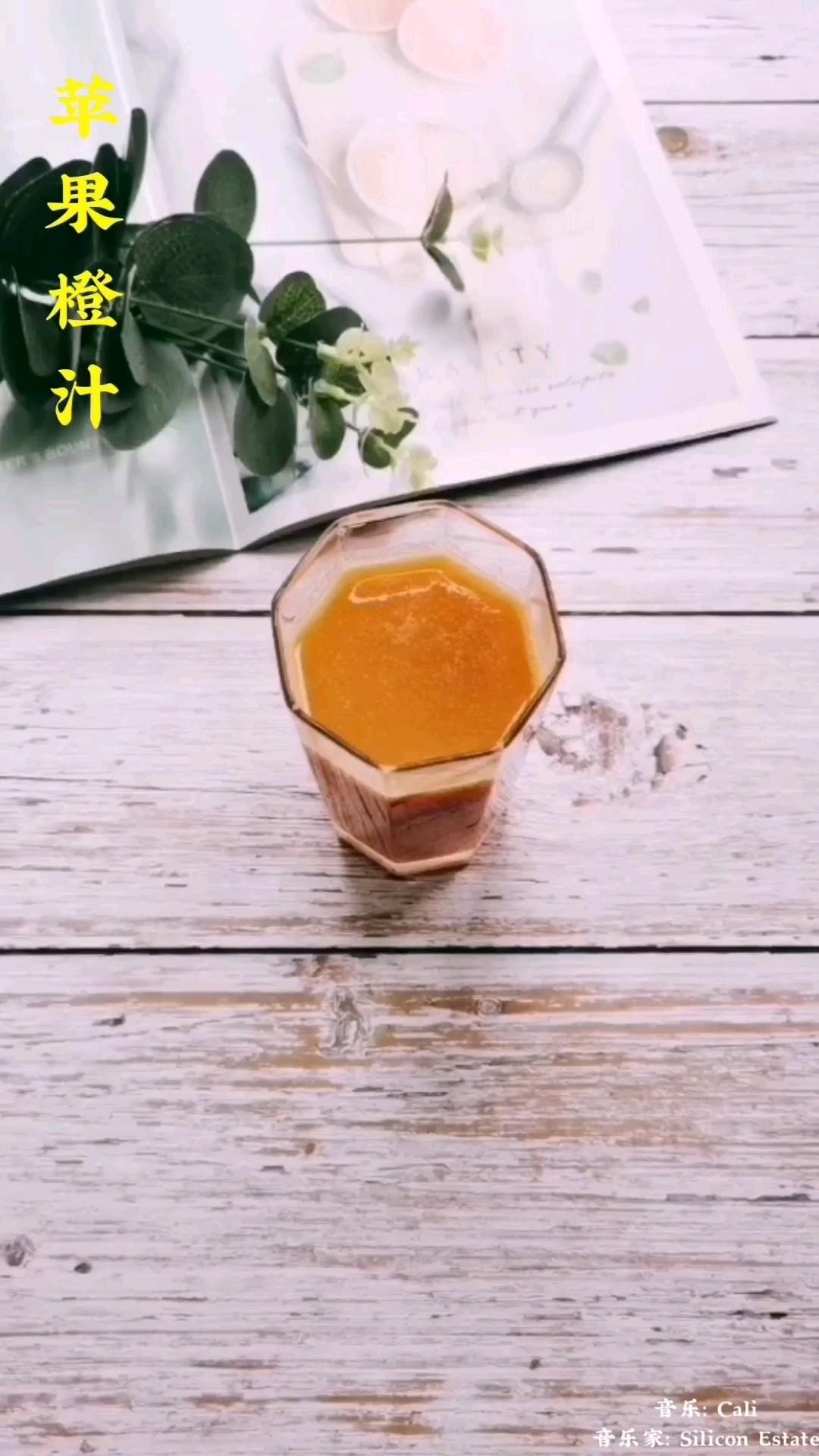 做法简单的好喝果汁,补充满满维生素的做法