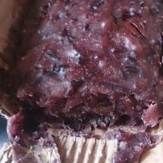 荞麦黑蜜枣糕