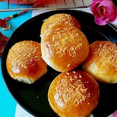 菠萝大枣味面包