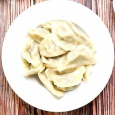 猪肉酸菜饺