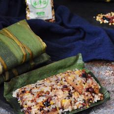 十二谷米腊肉粽