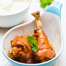 米酒烧鸡的做法大全