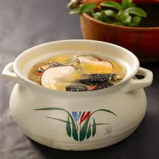 海底椰乌鸡汤的做法