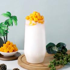 自制芒果椰子水椰奶!