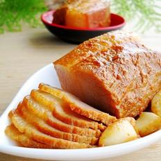 蒜香奥尔良焗烤肉