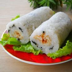 芝麻海苔糯米包油条