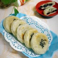 桑葚荞麦糯米饼