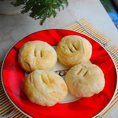 猪肉松酥饼