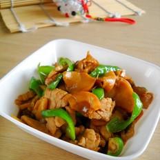 杏鲍干香肉片