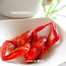 蒜香紫苏焖大虾