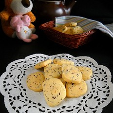 芝麻海苔饼干