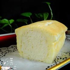 柚香酸奶蛋糕面包