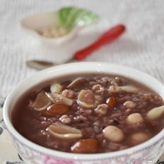 百薏莲芸豆糯米粥