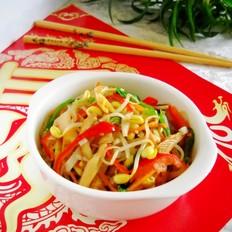 素炒十香菜