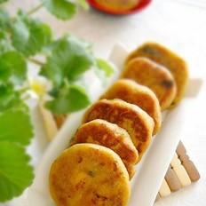 姜汁柿子饼