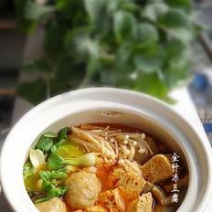 金针冻豆腐