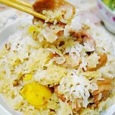 红薯糯米腐乳肉