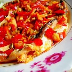 微波酸辣烤鱼
