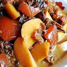 梅菜芋头红烧肉