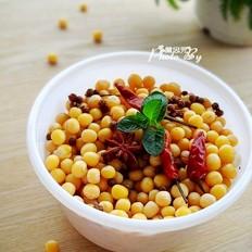 五香鹵豌豆