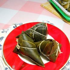 葡萄干糯米粽子