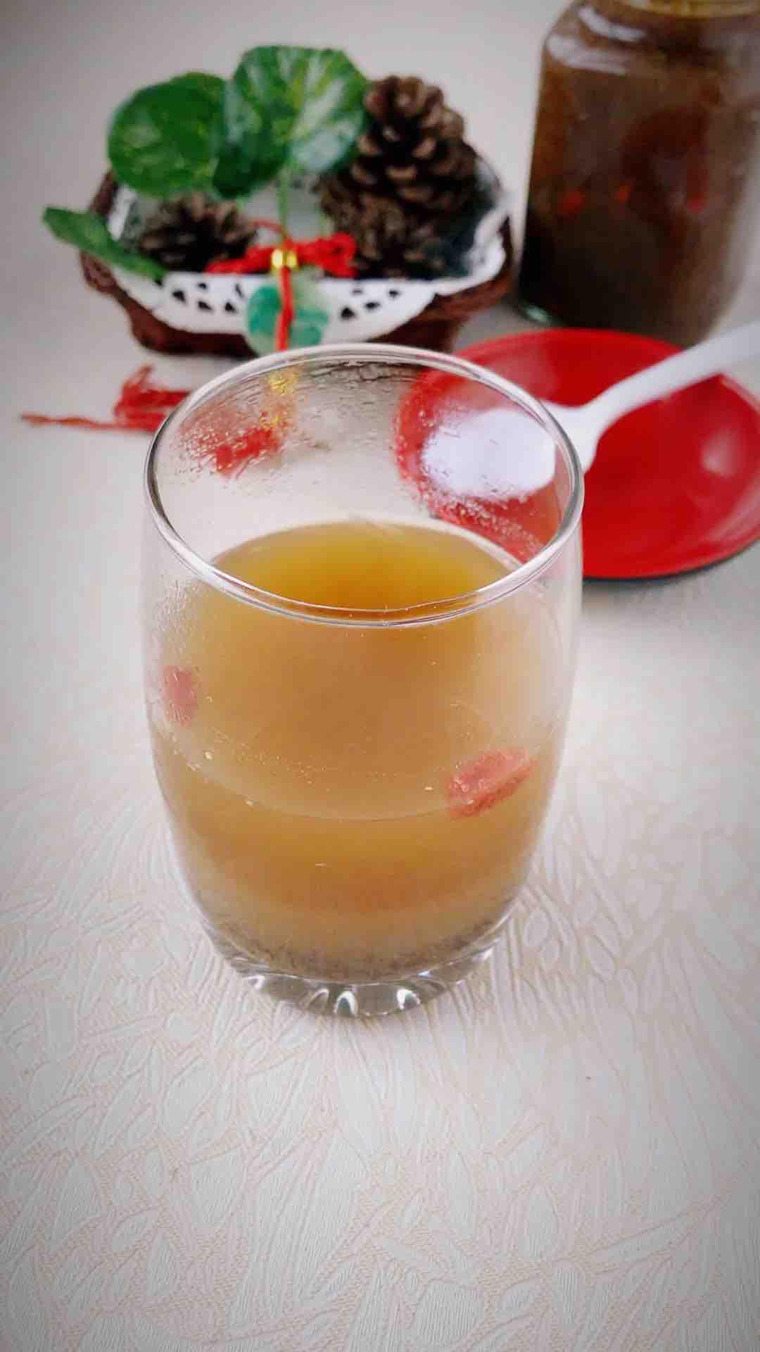 蜂蜜枸杞姜枣膏