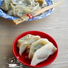 豇豆鲜肉水饺