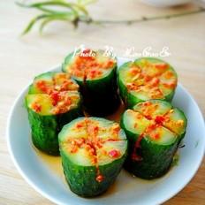 韩式辣黄瓜的做法