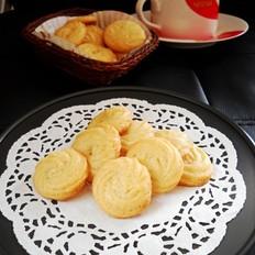 香甜蛋白脆饼