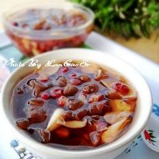 银耳百合红豆汤