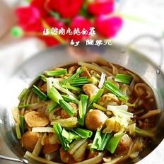 锅仔肉丸炖白菜