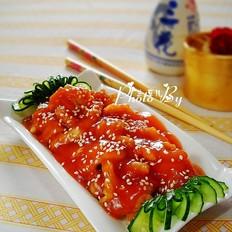 茄汁麦穗鱼
