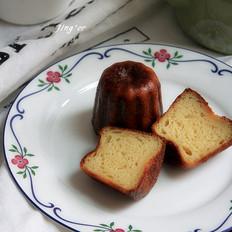 铁模版法式甜品可露丽
