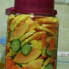 木瓜酸萝卜酸