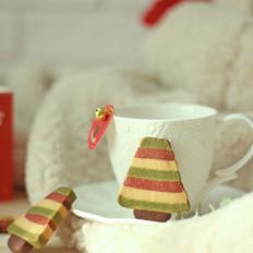 圣诞树曲奇饼干
