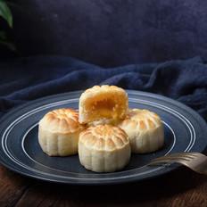 网红流心月饼,在家自制更美味