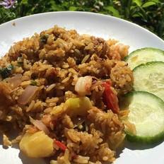 泰国菠萝炒饭