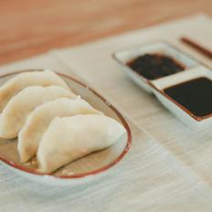鲜美菌菇水饺