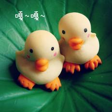 小黄鸭烧果子