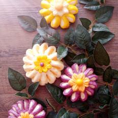 花样面食之花朵馒头