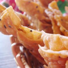 传统小吃|炸排叉