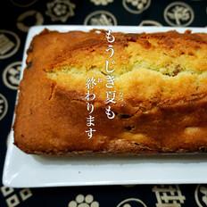 朗姆酒提子蛋糕