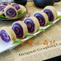 紫薯水晶糕