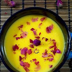 南瓜玉米粥