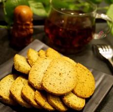 迷人的红茶酥饼