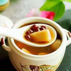 红豆芋头桂花粥