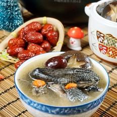 红枣枸杞乌鸡汤