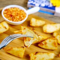 美味烤薯角