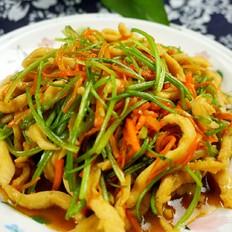 香菜小炒肉