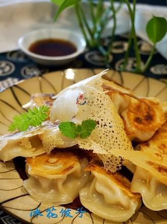 教你如何做冰花饺子的做法